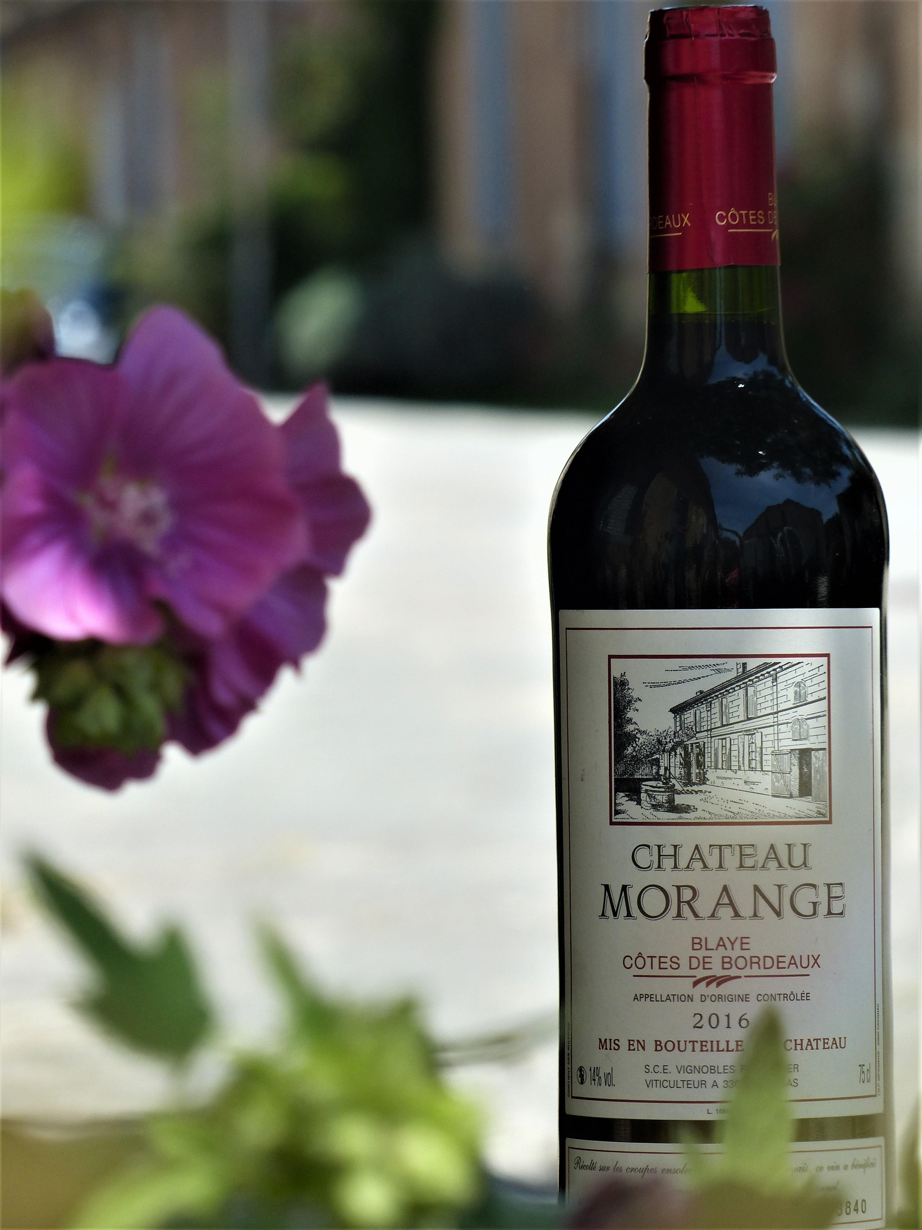 Citadelle de Blaye Château Morange Blaye Côtes de Bordeaux